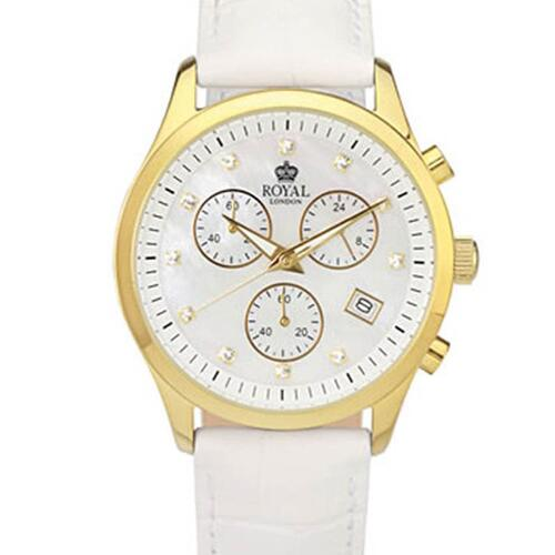 Часы Royal LondonLadies Chronograph 20034-04