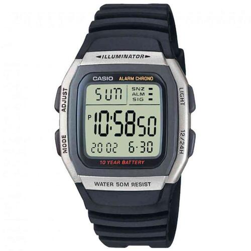 Часы Casio Casio Collection W-96H-1AVES