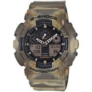 Часы CasioG-Shock GA-100MM-5AER