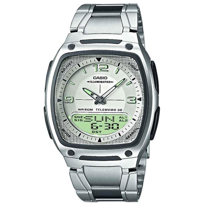 Часы Casio Standard Analog-Digital AW-81D-7AVDF