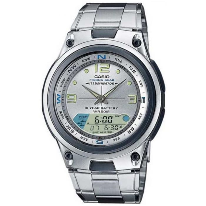 Часы Casio коллекция Standard Analog-Digital